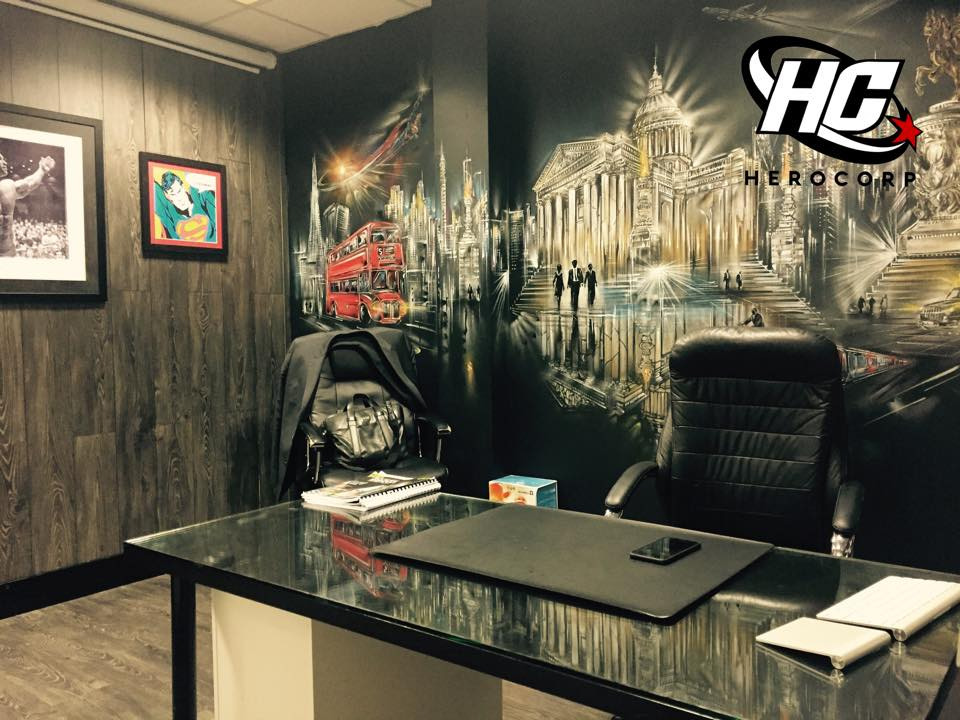 Hero Corp Prepare For The New Year With New Office Environment